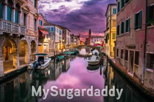 Sugar babies: de olho no lugar mais romanto da Terra – Veneza!