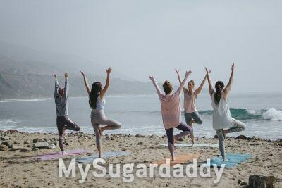 Dica Sugar Baby, Aumente o prazer sexual com Yoga