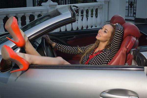carro de presente para mulheres