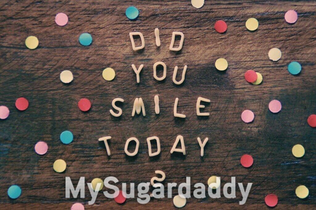 você já sorriu hoje?