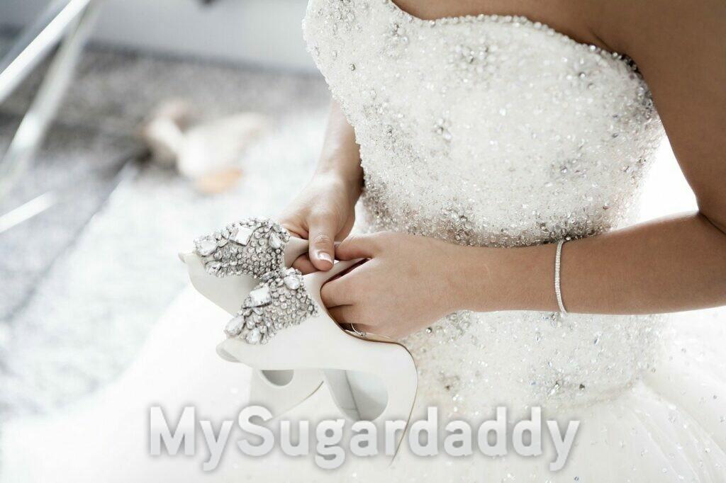 casar com um sugar daddy e viver um sonho