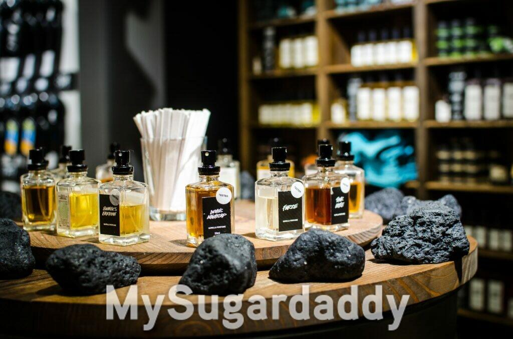 como escolher sua fragrancia na loja